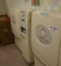 大和 高岡店(5階 ベビー休憩室)の授乳室・オムツ替え台情報