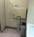 洗足池図書館(2F)の授乳室・オムツ替え台情報
