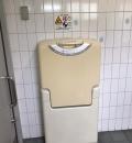 多機能トイレ(橿原神宮方面ホーム)のオムツ替え台情報