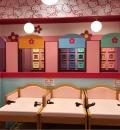 ユニバーサル・スタジオ・ジャパン(ハローキティーのカップケーキ・ショップ横)の授乳室・オムツ替え台情報
