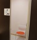 ラピア(1-3階 北側トイレ)の授乳室・オムツ替え台情報