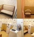 三井アウトレットパーク 倉敷(1F カフェテリア内)の授乳室・オムツ替え台情報