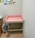 さいたま市民医療センター (1F)の授乳室・オムツ替え台情報