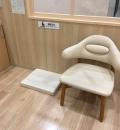 リーフウォーク稲沢(2階)の授乳室・オムツ替え台情報