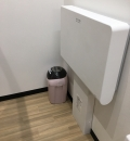 BOOKOFFスーパーバザー 5号宮の沢店(1F)のオムツ替え台情報