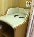 上野動物園 西園食堂(1F)の授乳室・オムツ替え台情報