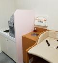 リクシル神戸ショールーム(5F)の授乳室・オムツ替え台情報