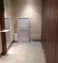 テルミナ2 ダイナー(1F 女子トイレ)のオムツ替え台情報