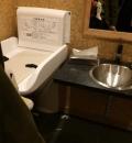 パタゴニア サーフ大阪/アウトレット(1F)のオムツ替え台情報