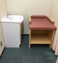 群馬大学医学部附属病院(3F)の授乳室・オムツ替え台情報