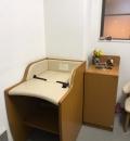 国営備北丘陵公園ビジターセンター(1F)の授乳室・オムツ替え台情報
