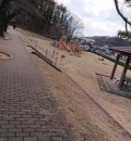 十六沼公園のオムツ替え台情報