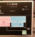 上野駅(3F)のオムツ替え台情報