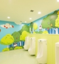 福岡アンパンマンこどもミュージアムinモールの授乳室・オムツ替え台情報