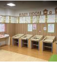 イオンつくば店(3階 赤ちゃん休憩室)の授乳室・オムツ替え台情報