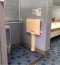 吉野川ハイウェイオアシス(観光情報センター 階段横)の授乳室・オムツ替え台情報