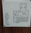 福岡空港 ANA suiteラウンジ(2階)(2F)のオムツ替え台情報