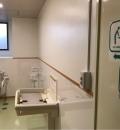 水戸市立中央図書館(1F)のオムツ替え台情報