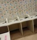 ラゾーナ川崎 フードコート(1F)のオムツ替え台情報