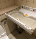 玉川高島屋ショッピングセンター(本館1F 女子トイレ)のオムツ替え台情報