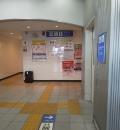 南草津駅(改札内)(2F)のオムツ替え台情報