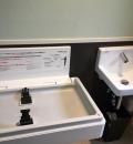 八天堂カフェリエ(1F)の授乳室・オムツ替え台情報