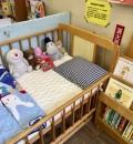 日野市立高幡図書館(1F)のオムツ替え台情報