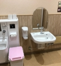 ケーズデンキ 三沢店(1F)のオムツ替え台情報