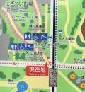 舎人公園のオムツ替え台情報