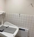 ニトリ函館店(2F)のオムツ替え台情報