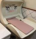 中根産婦人科(小児科エリア)(1F)のオムツ替え台情報