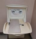 中央公園公衆トイレのオムツ替え台情報