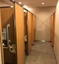 bunkamura(1F 女性用トイレ)のオムツ替え台情報