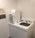 奥多摩水と緑のふれあい館(1F)の授乳室・オムツ替え台情報