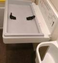 近鉄百貨店 四日市店(11階 化粧室)のオムツ替え台情報