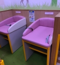 イオンもりの里ショッピングセンター(2F)の授乳室・オムツ替え台情報