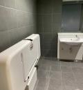 京都御苑トイレ(1F)のオムツ替え台情報