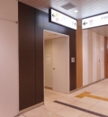 京成上野駅 (改札外 多機能トイレ.授乳室)のオムツ替え台情報