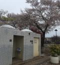 神山公園のオムツ替え台情報