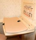 のざき小児歯科(1F)のオムツ替え台情報