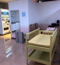 デパートリウボウ(8F ベビー休憩室)の授乳室・オムツ替え台情報
