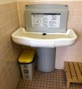 スーパースポーツゼビオ会津若松町北店(1F)のオムツ替え台情報