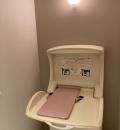 ホテルニューオータニ博多(1F)のオムツ替え台情報