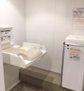 アトレ上野(1F)のオムツ替え台情報