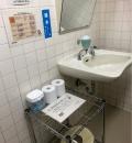 板橋区立文化会館(1F)のオムツ替え台情報