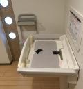 パラミタミュージアム(2F)のオムツ替え台情報