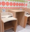 ゆめタウン姫路(3F)の授乳室・オムツ替え台情報