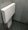 九段下駅(地下一階トイレ)のオムツ替え台情報