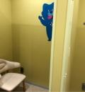 キューズモール1階防災センター前(1F)の授乳室・オムツ替え台情報