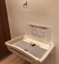 西友東陽町店(2F)のオムツ替え台情報